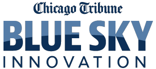 Last Week The Chicago Tribune Launched Blue Sky Innovation A Website And Newsletter Which Offer News And Information About Chicagos Growing Business