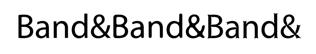 Automatic processing of letters (left) with the help of Frederik Berlaen's roundingUFO program. The font used in this demonstration is Myriad.