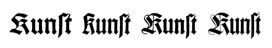 Wilhelm-Klingspor-Gotisch