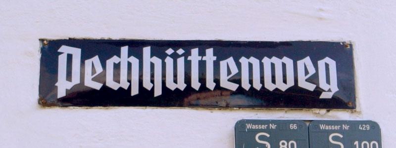 Pechhuettenweg